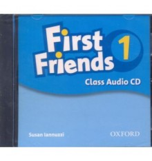 Диск First Friends 1: Class CD ISBN 9780194432009