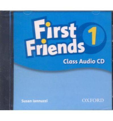 Диск First Friends 1: Class CD ISBN 9780194432009