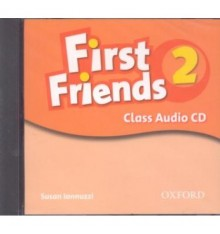 Диск First Friends 2: Class CD ISBN 9780194432016