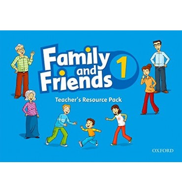 Family and Friends 1: Teacher's Resource Pack