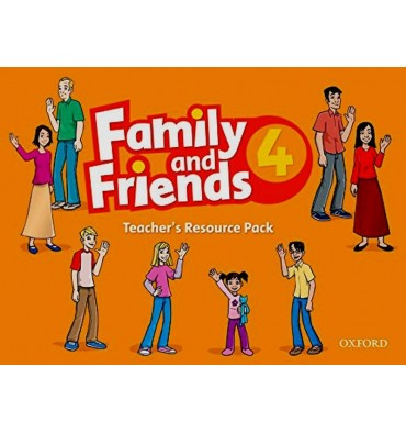 Family and Friends 4: Teacher's Resource Pack