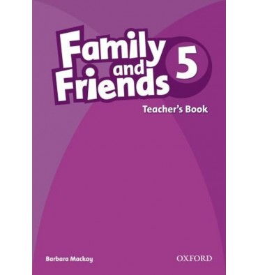Family and Friends 5: Teacher's Book