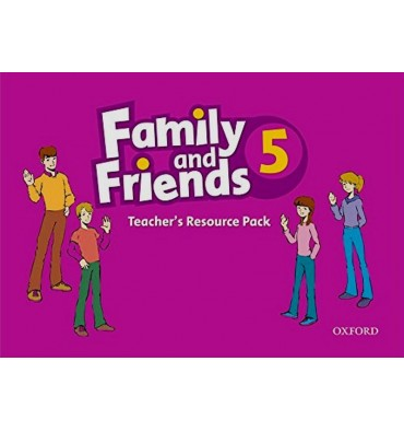 Family and Friends 5: Teacher's Resource Pack