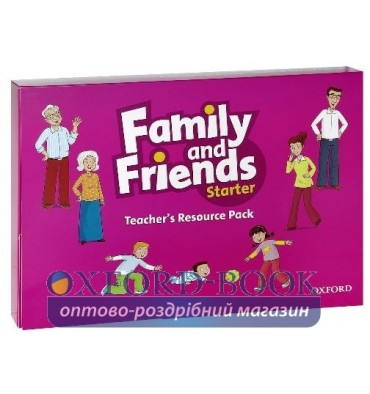 Книга Family & Friends Starter Teachers Resource Pack ISBN 9780194811965