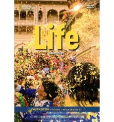 Тетрадь Life Elementary workbook with Key and Audio CD Hughes, J 3rd Edition 9781337285650 купить Киев Украина