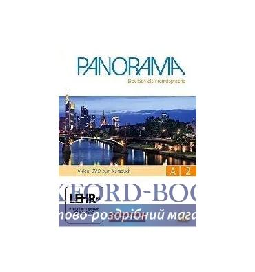 Книга Panorama A2 Video-DVD Finster, A ISBN 9783061206147