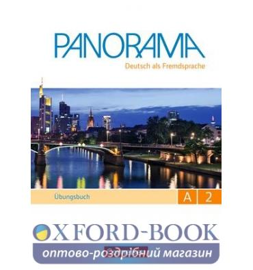 Тетрадь Panorama A2 Ubungsbuch mit CD Finster, A ISBN 9783061204730