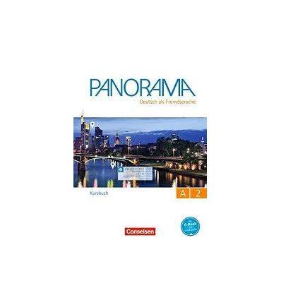Учебник Panorama A2 Kursbuch mit Augmented-Reality-Elementen Finster, A ISBN 9783061204983
