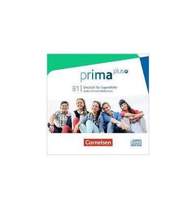Книга Prima plus B1 Audio-CD Jin, F ISBN 9783061206567