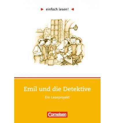 Книга einfach lesen 1 Emil und die Detektive ISBN 9783464601662