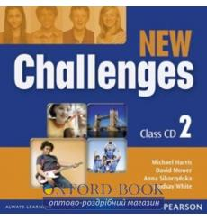 New Challenges 2: Class CDs
