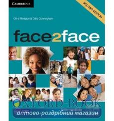 Учебник Face2face Intermediate students book with DVD-ROM and Online Workbook Pack Redston 3rd Edition 9781107691148 купить К...