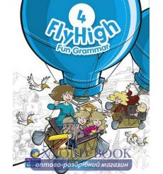 Fly High 4: Fun Grammar Pupils Book with CD