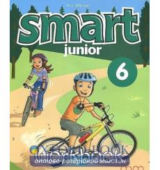 smart junior 6 workbook with cd