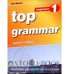 top grammar 1 beginner teacher's ed.