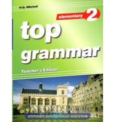 top grammar 2 elementary teacher's ed.