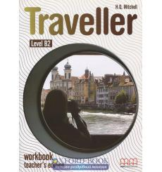 traveller level b2 wb teacher's ed.