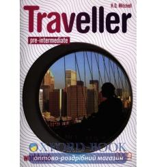 traveller pre-intermediate workbook with audio cd