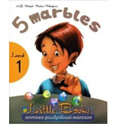 litle book 1 5 marbles (with audio cd/cd-rom)