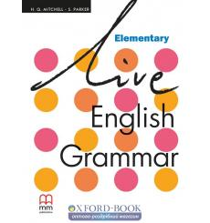 live english grammar elem students book
