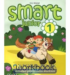 smart junior 1 workbook with cd