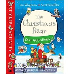 Книга The Christmas Bear Sticker Book Whybrow, I 9781509880638 купить Киев Украина