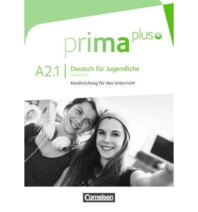 Книга Prima plus A2/1 Handreichung fUr den Unterrricht Jin, F ISBN 9783061206468