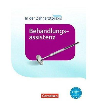 Книга Zahnmedizinische Fachangestellte - Behandlungsassistenz. Fachkunde ISBN 9783064519701