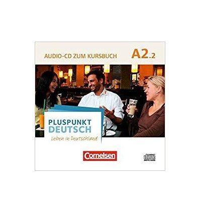 Учебник Pluspunkt Deutsch NEU A2/2 Audio-CD zum Kursbuch Jin, F ISBN 9783061205782