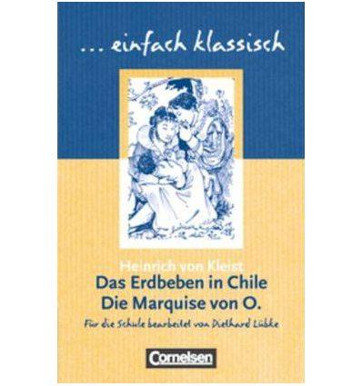 Книга Einfach klassisch Erdbeben in Chile ISBN 9783464609552