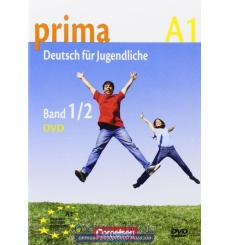 Prima-Deutsch fur Jugendliche 1.2 (a1) Video- DVD Jin F 9783060202003 купить Киев Украина