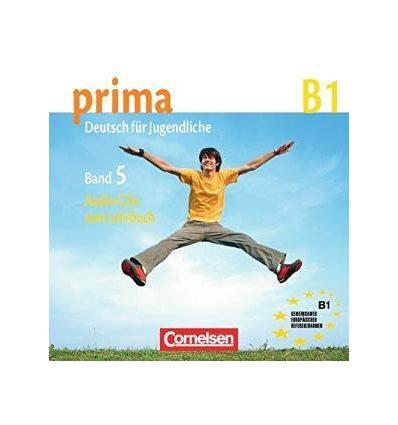 Prima-Deutsch fur Jugendliche 5 (B1) CD Michalak, M ISBN 9783060201785