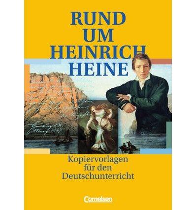 Книга Rund um...Heinrich Heine Kopiervorlagen ISBN 9783464603918