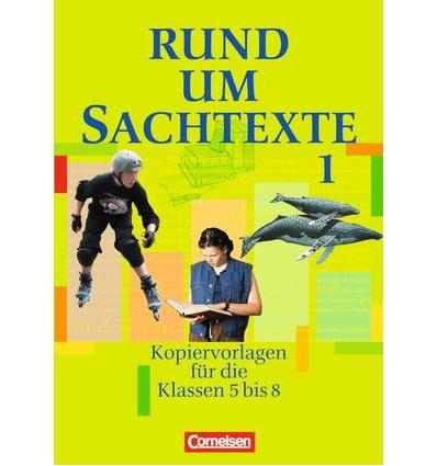Книга Rund um...Sachtexte Kopiervorlagen 5.-8. Schuljahr ISBN 9783464615867