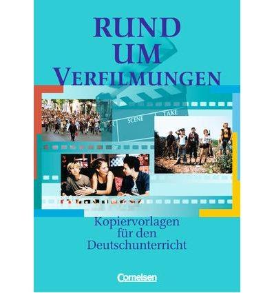 Книга Rund um...Verfilmungen Kopiervorlagen ISBN 9783464615997