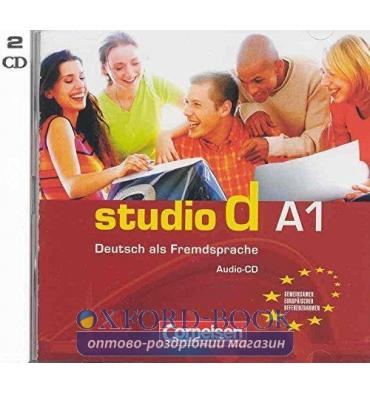 Studio d A1 Audio CDs (2) Christensen, E ISBN 9783464207116