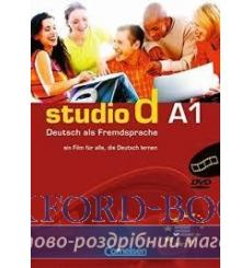 Studio d a1 Video-DVD mit Ubungsbooklet Funk H 9783464208311 купить Киев Украина