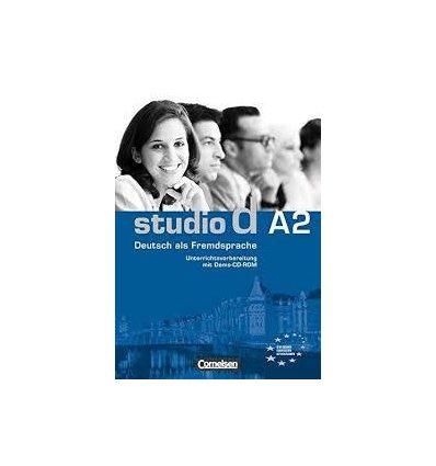Studio d A2 Unterrichtsvorbereitung (Print) mit Demo-CD-ROM Funk, H ISBN 9783464207338