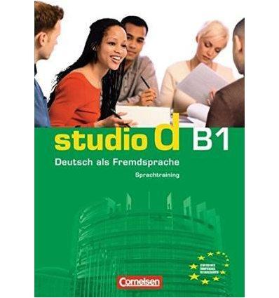 Книга Studio d B1 Sprachtraining mit eingelegten Losungen Funk, H ISBN 9783464207208