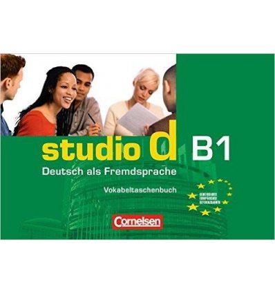 Книга Studio d B1 Vokabeltaschenbuch Funk, H ISBN 9783464207215