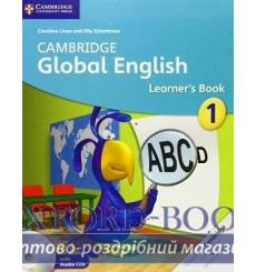 Книга Cambridge Global English 1 Learners Book with Audio CD Linse, C ISBN 9781107676091 купить Киев Украина