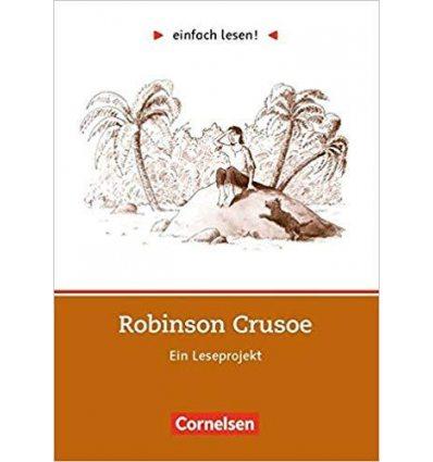 Книга einfach lesen 2 Robinson Crusoe ISBN 9783464601686
