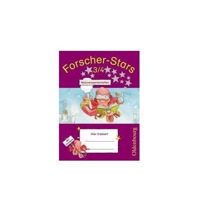 Книга Stars: Forscher-Stars 3/4 Naturwissenschaften ISBN 9783637013575