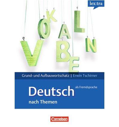 Книга Lextra - LernwOrterbuch Grund- und Aufbauwortschatzh A1-B2 ISBN 9783589015597