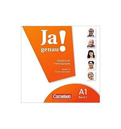 Ja genau! A1/1 CD ISBN 9783060241668