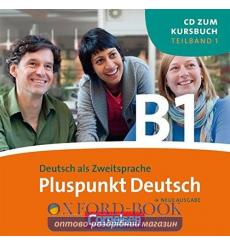 Pluspunkt Deutsch b1.1 Audio CD Schote J 9783060243235 купить Киев Украина