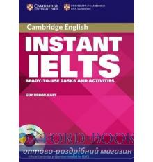 Cambridge Instant IELTS Ready-to-use Tasks and Activities + Audio CD