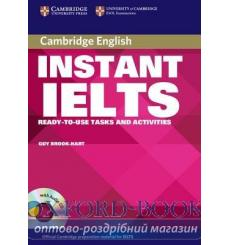 Instant IELTS Book and Audio CD Pack ISBN 9780521755344 купить Киев Украина