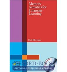 Memory Activities for Language Learning Paperback with CD-ROM Bilbrough, N 9780521132411 купить Киев Украина