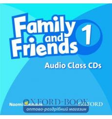 Family and Friends 1: Class Audio CDs (2)